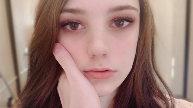 Cum On Teen Face